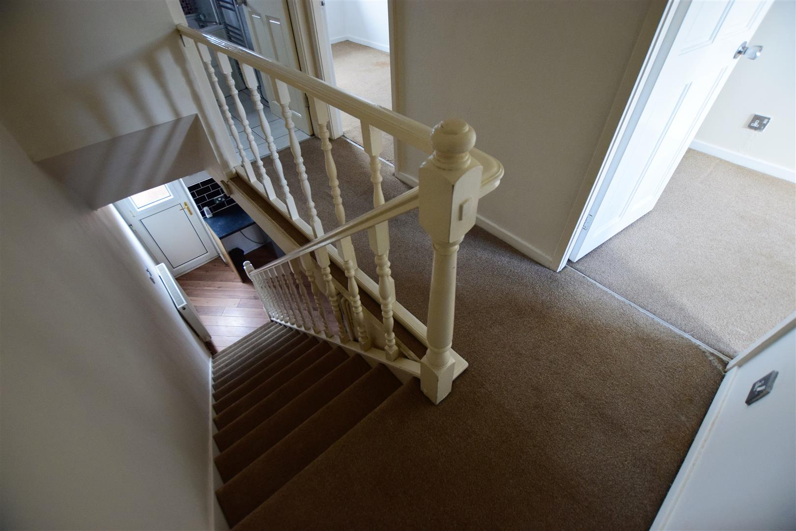 Stairs / Landing